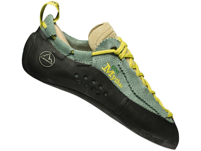 La Sportiva Mythos Eco Climbing Shoes Dame green bay